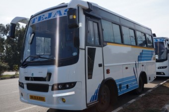 18/19 Seater Mini Bus A/C