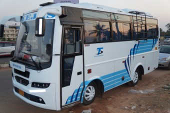 20/21 Seater Mini Bus Non A/C