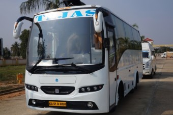 21 Seater Bus  Executive A/C