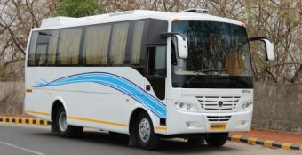 27 Seater Bus   Exuviance A/C