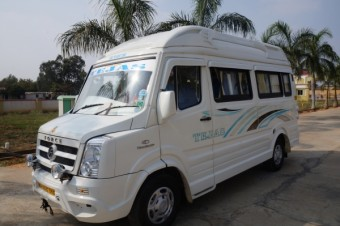 12/13 Seater Tempo Traveller  Non A/C Executive