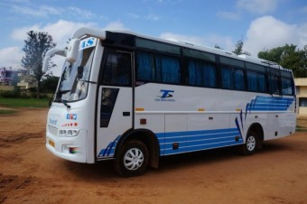 30/33 Seater Bus A/C