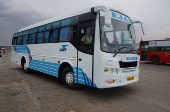 49/50 Seater Bus A/C