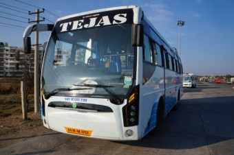 40 seater Bus A/C