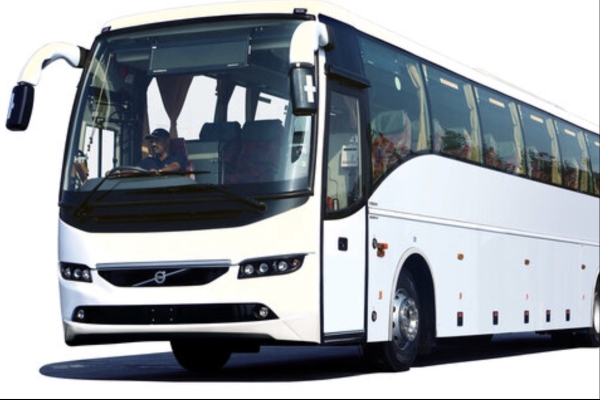 45 Seater Volvo bus A/C